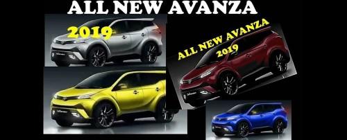 New Avanza 2019 Ready