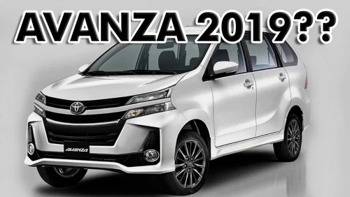 Review Mobil New Toyota Avanza 2019
